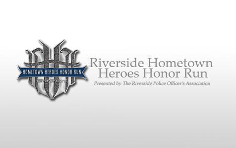 Riverside Hometown Heroes Honor Run