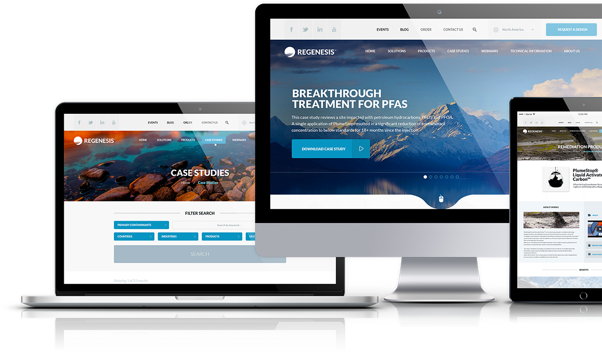 California Responsive Website Design