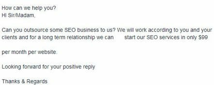 Email for SEO