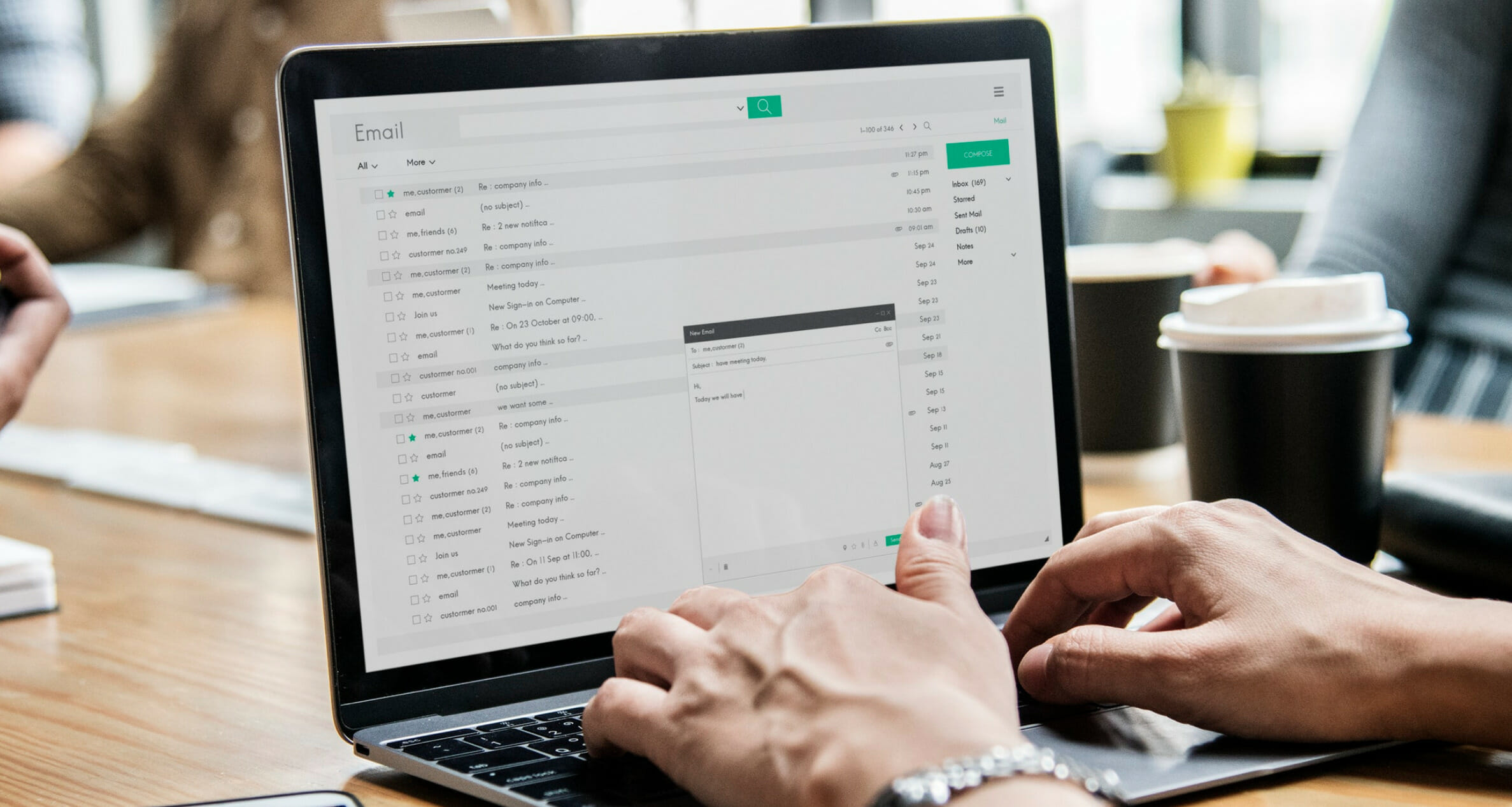 Spam SEO Email
