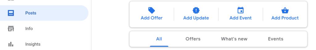 Update Google My Business Post - Coronavirus