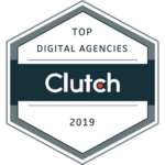 Clutch Award Top Digital Agency 2019